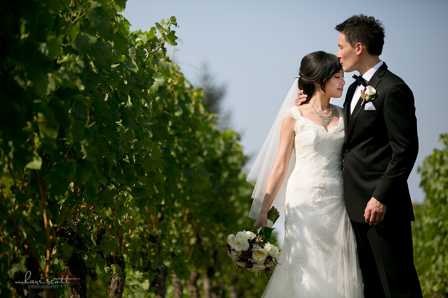 Portland Vineyard Wedding Photography