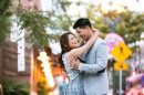 Downtown Portland Engagement Session
